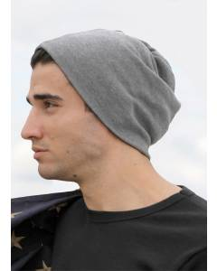 Small Image of Style 12250Unisex eco Triblend Beanie