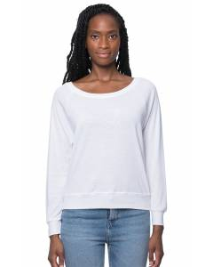 Small Image of Style 20012Triblend Long Sleeve Raglan Pullover