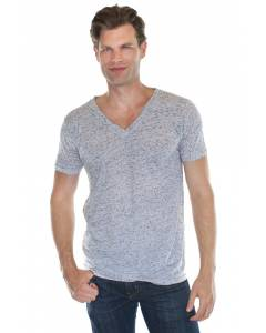 Small Image of Style 20055Unisex Triblend V-Neck