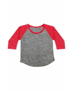 Small Image of Style 20360Infant Triblend Raglan Baseball Shirt