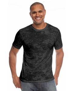 Small Image of Style 22057Unisex Burn Out T-Shirt