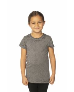 Small Image of Style 22560BOKids Burnout Wash Short Sleeve Girls Tee