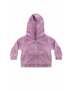 Infant Triblend Fleece Zip Hoody
