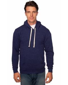 Small Image of Style 25055Unisex Triblend Fleece Pullover Hoody