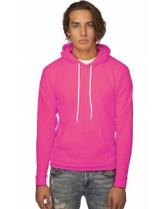 Small Image of Style 3155NUnisex Fashion Fleece Neon Pullover Hoody