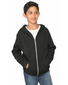 Small Image of Style 3222Youth Fashion Fleece Zip Hoody