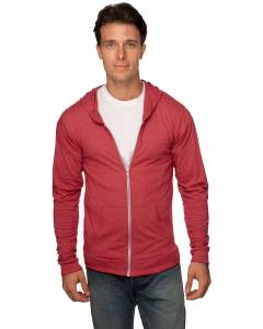 Small Image of Style 32550Unisex eco Tri Jersey Full Zip Hoody