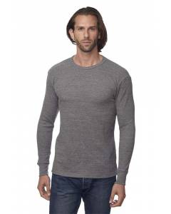 Small Image of Style 34152Unisex eco Triblend Heavyweight Thermal