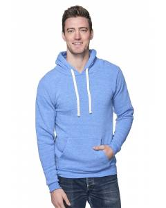 Small Image of Style 37055Unisex eco Triblend Fleece Pullover Hoody