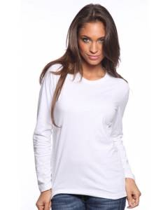 Small Image of Style 5002Women's Long Sleeve Crew Tee