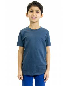 Small Image of Style 5021ORGOrganic Youth Short Sleeve Crew Tee