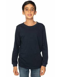 Small Image of Style 5022Youth Long Sleeve Crew