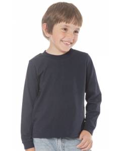 Small Image of Style 5062Toddler Long Sleeve Crew Tee