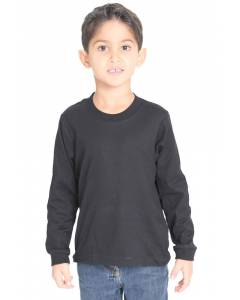 Small Image of Style 5062ORGOrganic Toddler Long Sleeve Crew Tee