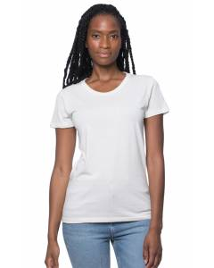 Small Image of Style 73001Women's Viscose Bamboo ORGANIC Cotton Tee
