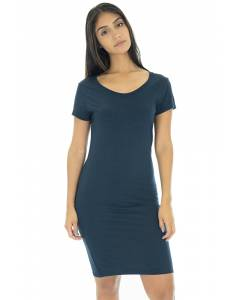 Small Image of Style 73028Women's Viscose Bamboo Organic Tee Dress