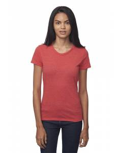 Small Image of Style 95001WWomen's Organic RPET Blend Tee