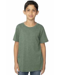 Small Image of Style 95121Youth Organic RPET Short Sleeve Tee