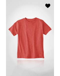 Small Image of Style 95161Toddler Organic RPET Short Sleeve Tee