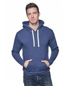 Small Image of Style 97155Unisex Organic RPET French Terry Pullover Hoody