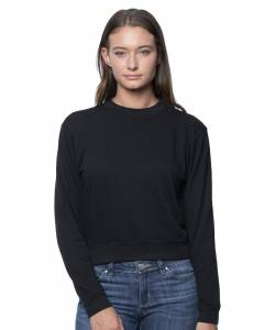 Small Image of Style 97100Organic RPET French Terry Crew Sweatshirt