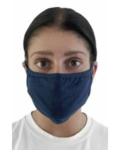 Organic Cotton 2 Ply Mask with Filter Pocket