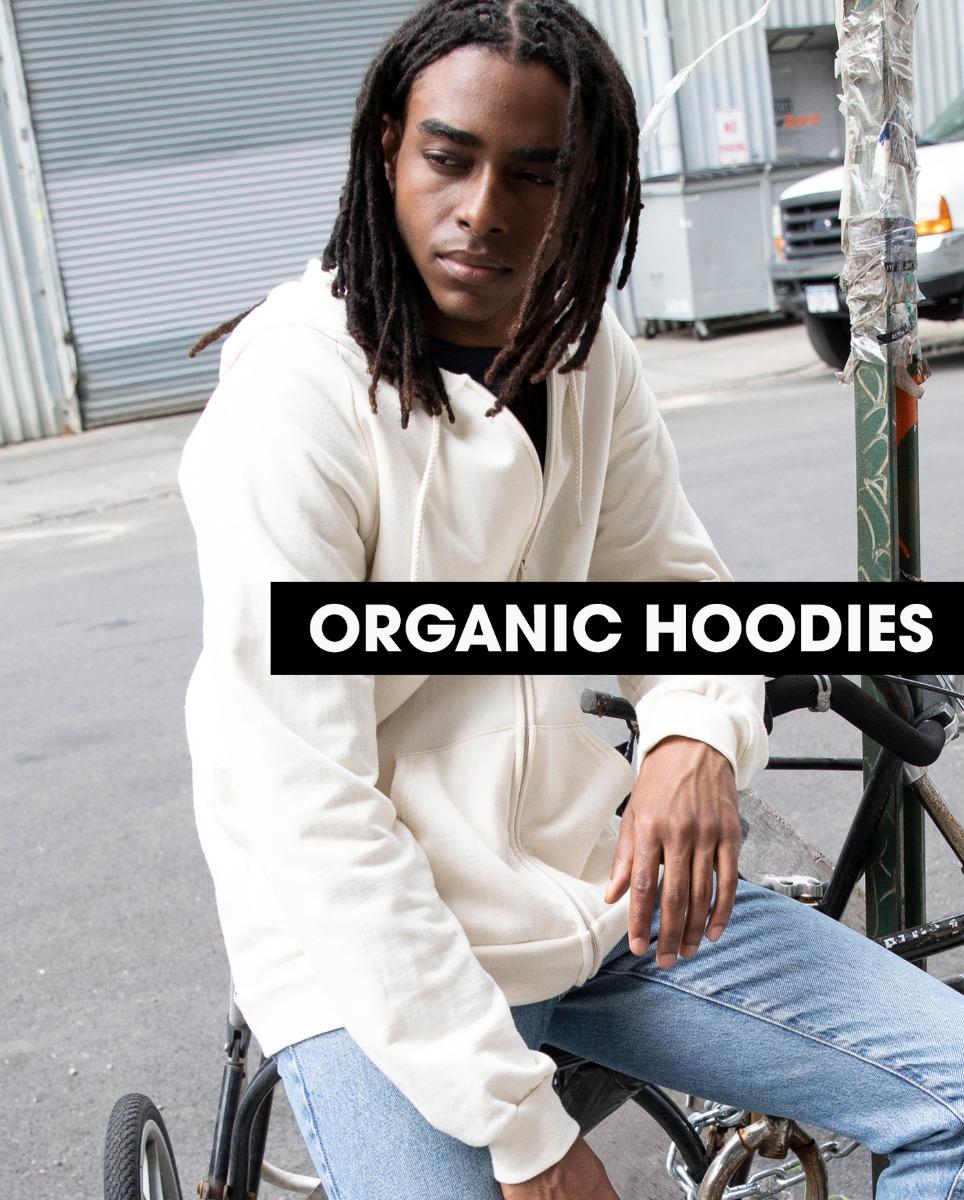 Organic Hoodies