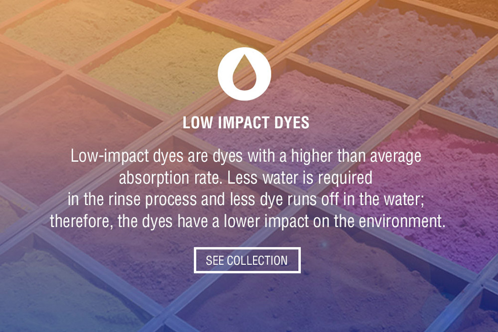 Low Impact Dyes