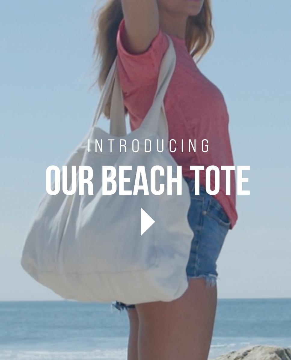 Beach Tote Video